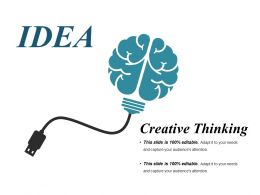 Idea Ppt Design Ppt Infographic Template
