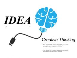 Idea Ppt Presentation Examples