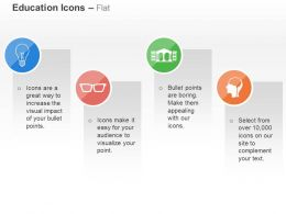 idea_spectacles_university_thought_process_ppt_icons_graphics_Slide01
