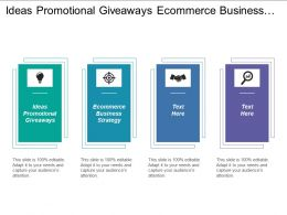 Ideas Promotional Giveaways Ecommerce Business Strategy Referral Leads Cpb