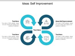 Ideas Self Improvement Ppt Powerpoint Presentation Summary Rules Cpb