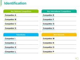 identification_ppt_infographic_template_graphic_images_Slide01