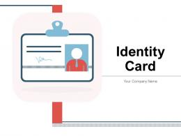 Identity Card Business Manager Employee Verification Company Permission