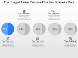 Ie Financial Process Flow Analysis Diagram Powerpoint Template