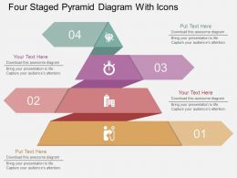 ie_four_staged_pyramid_diagram_with_icons_flat_powerpoint_design_Slide01