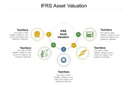 IFRS Asset Valuation Ppt Powerpoint Presentation Outline Graphic Tips Cpb