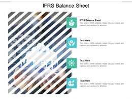 IFRS Balance Sheet Ppt Powerpoint Presentation File Show Cpb