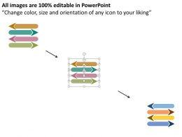 il_four_staged_arrow_diagram_data_representation_flat_powerpoint_design_Slide02