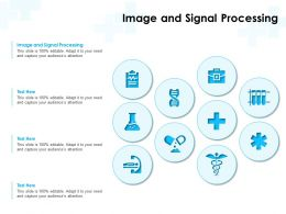 Image And Signal Processing Ppt Powerpoint Presentation Icon Design Ideas