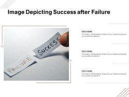 Image Depicting Success After Failure