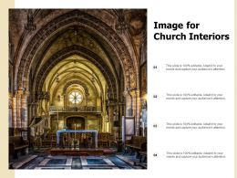 Image For Church Interiors
