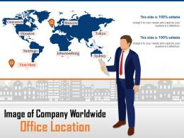 Image Of Company Worldwide Office Location
