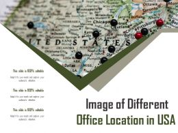 Image Of Different Office Location In USA