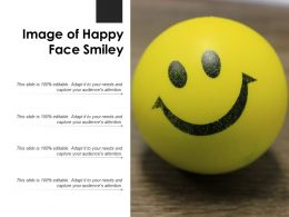 Image Of Happy Face Smiley