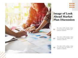 Image Of Look Ahead Market Plan Discussion