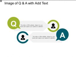 Image Of Q And A With Add Text