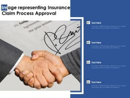 Image Representing Insurance Claim Process Approval