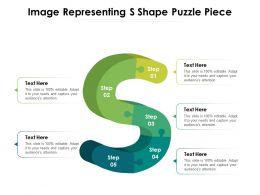 Image Representing S Shape Puzzle Piece