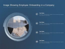 Image Showing Employee Onboarding In A Company