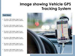 Image Showing Vehicle GPS Tracking System