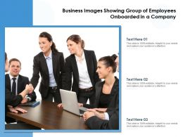 Images Showing Group Of Employees Onboarded In A Company