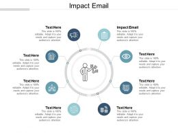 Impact Email Ppt Powerpoint Presentation Gallery Layouts Cpb