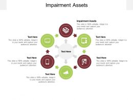 Impairment Assets Ppt Powerpoint Presentation Outline Graphics Example Cpb