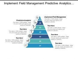 Implement Field Management Predictive Analytics Ways Manage Meeting Cpb