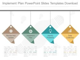 Implement Plan Powerpoint Slides Templates Download