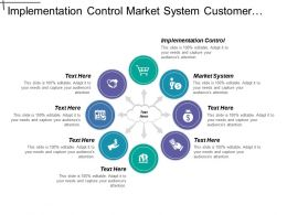 Implementation Control Market System Customer Insights Category Marketing