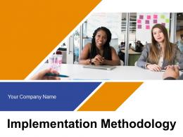 Implementation Methodology Analyzing Enterprise Resource Planning Approach