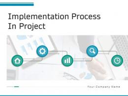 Implementation Process In Project Planning Analysis Flowchart Strategic Marketing