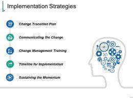 Implementation Strategies Ppt Examples Slides