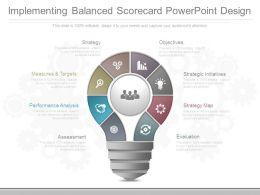 implementing_balanced_scorecard_powerpoint_design_Slide01