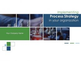 Implementing Process Strategy In Your Organization Powerpoint Presentation Slides