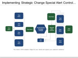 Implementing Strategic Change Special Alert Control Leap Control
