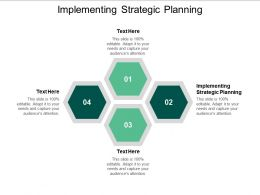 Implementing Strategic Planning Ppt Powerpoint Presentation Styles Layout Ideas Cpb