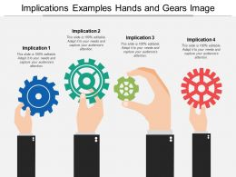 Implications Examples Hands And Gears Image