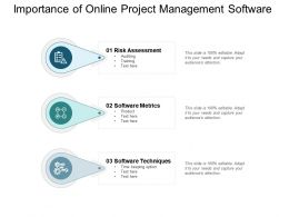 Importance Of Online Project Management Software
