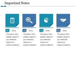 Important Notes Ppt File Grid