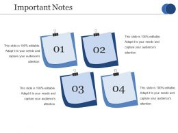 Important Notes Ppt File Gridlines