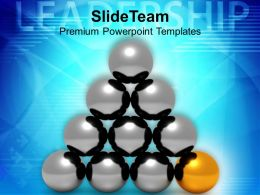 Important Part Of Team Leadership Cocnept PowerPoint Templates PPT Themes And Graphics 0513