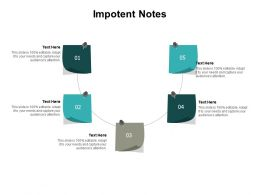 impotent_notes_ppt_powerpoint_presentation_portfolio_design_templates_Slide01