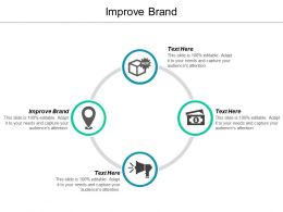 Improve Brand Ppt Powerpoint Presentation Gallery Images Cpb