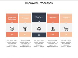 Improved Processes Ppt Powerpoint Presentation Styles Design Inspiration Cpb