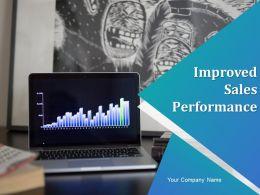Improved Sales Performance Powerpoint Presentation Slides