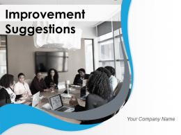 Improvement Suggestions Performance Review Business Process Perception Satisfaction Engagement