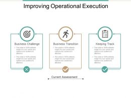 Improving Operational Execution Ppt Slide Themes