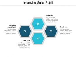 Improving Sales Retail Ppt Powerpoint Presentation Ideas Background Cpb