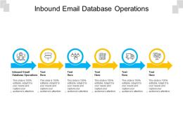 Inbound Email Database Operations Ppt Professional Introduction Cpb